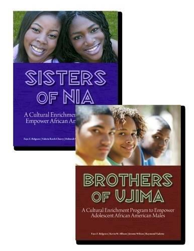 Books : Sisters of Nia & Brothers of Ujima 2 Volume Set