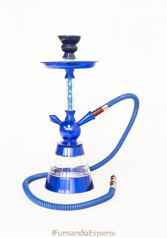 FumandoEspero Shisha - Cachimba Walden FR-002 - Color: Azul