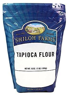 Shiloh Farms Tapioca Flour -- 16 oz