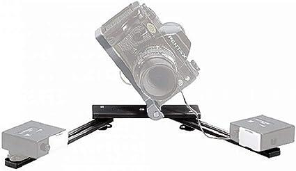 Manfrotto 330 Blitzschiene Kamera