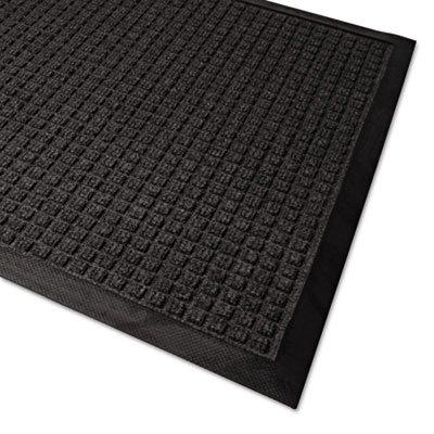 Guardian WG030504 WaterGuard Wiper Scraper Indoor Mat, 36 x 60, Charcoal 60 Reinforced Wipers