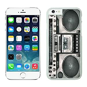 Boombox iPhone 6 4.7 inches Cases 3 White