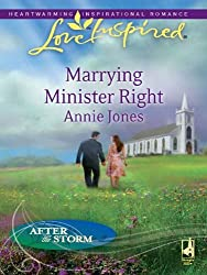 Marrying Minister Right (After the Storm)