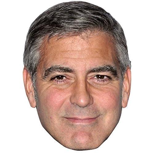 George Clooney Mask