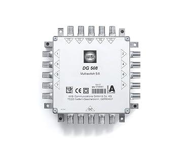 WISI 72144 OC04C Quattro-LNB