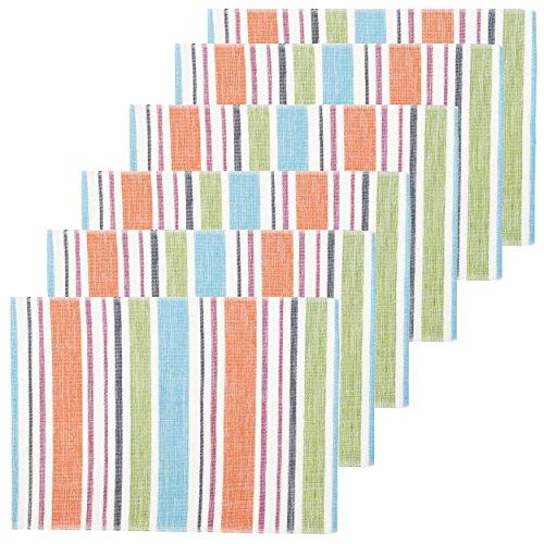 - Sven Stripe Placemat Set of 6