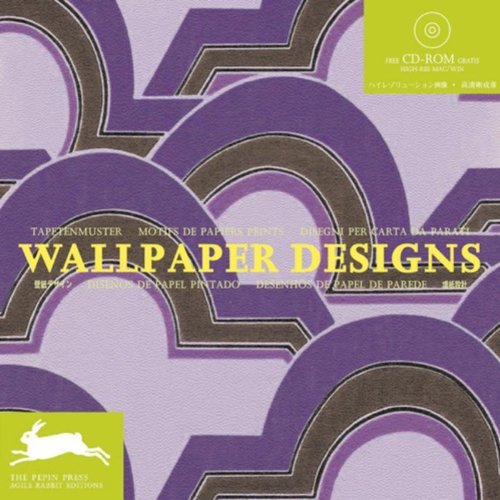 Download By Pepin Press Wallpaper Designs [With CDROM] (Agile Rabbit Editions) [Paperback] pdf