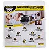Night Owl Security Products CAM-CM01-245 Wired Color Security Camera with Vandal Proof 3-Axis Bracket and 60-Feet of Cable