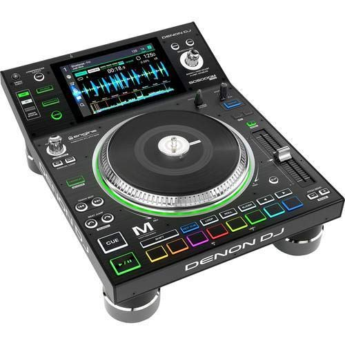 Find Discount Denon DJ SC5000 Prime | Engine Media Player with 7 Multi-Touch Display