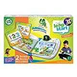 LeapFrog LeapStart 3D Interactive Learning System & 2 Book Combo Pack: Learning Friends and Scout & Friends Math