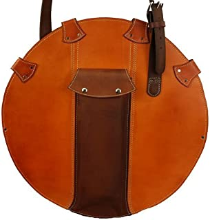 product image for Leather Cymbal Carry Case