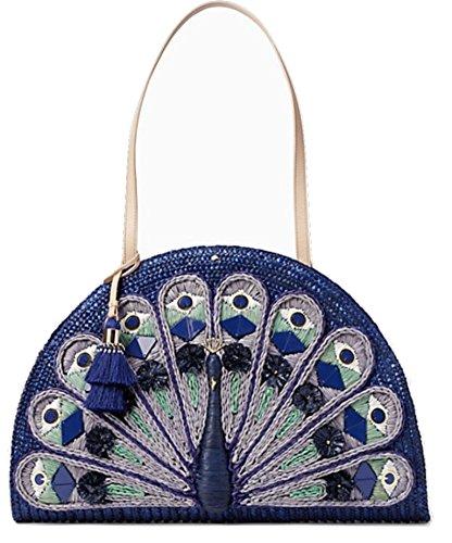 Kate Spade Wicker Handbag - 4