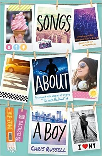 Image result for songs about a boy chris russell