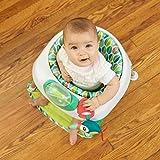 Evenflo Exersaucer Tiny Tropics 2-in-1 Baby Seat