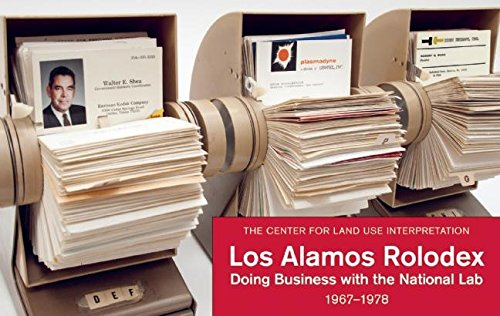 (Los Alamos Rolodex: Doing Business with the National Lab 1967-1978)
