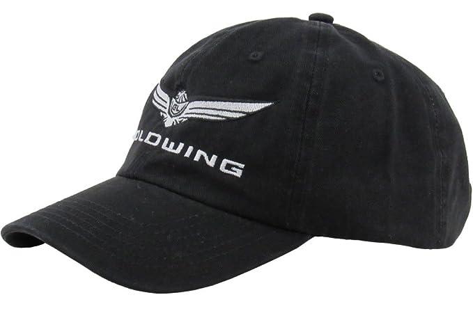 Mayhem Industries Honda Goldwing DAD HAT Black at Amazon Men s ... 96fcf4f0305