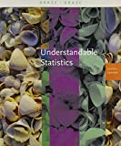 Understandable Statistics Eighth Edition, Custom Publication 8th Edition