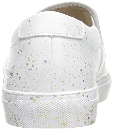 Multi Fashion Vaso White Skechers Gemelo Women's XHywTf