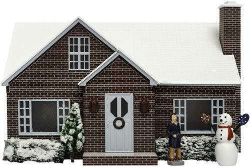 Polar Express Figures - Lionel Trains - The Polar Express Hero Boy's House, O Gauge