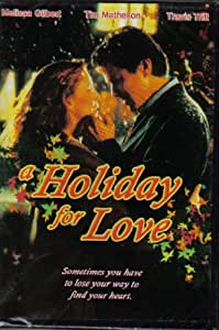 amazoncom a holiday for love tim matheson melissa