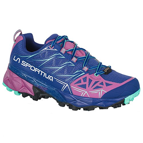 Woman Chaussures Gtx purple Bleu Sportiva De Iris Femme Akyra La Blue Trail T4On1w