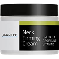 YEOUTH Neck Cream for Firming, Anti Aging Wrinkle Cream Moisturizer, Skin Tightening, Helps Double Chin, Turkey Neck…