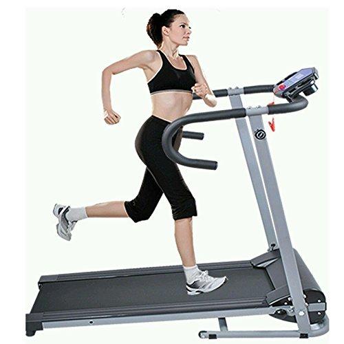 Gracelove 500w Folding Electric Treadmill Portable