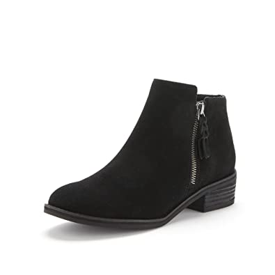 Blondo Womens Liam Waterproof Black Suede Boot - 6