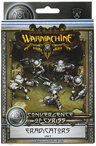 Privateer Press Warmachine - Convergence of Cyriss - Eradicators Model Kit