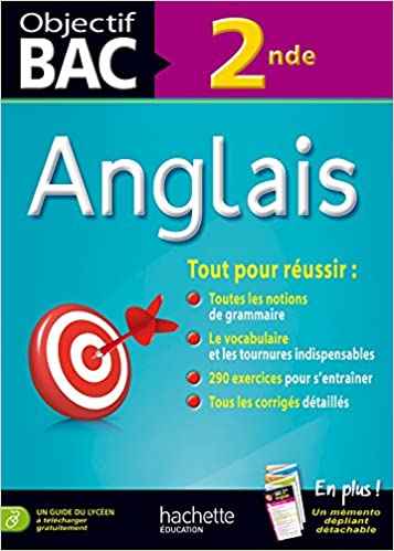 Objectif Bac Anglais Seconde Amazon Fr Dominique