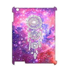 Cheap 3D Hard Protective Plastic Case for Ipad2,3,4 - Galaxy Nebula Space CM03L7839