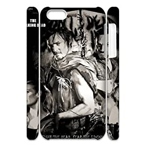 ANCASE Customized 3D case The Walking Dead for iPhone 5C