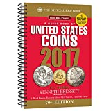 img - for A Guide Book of United States Coins 2017: The Official Red Book, Spiralbound Edition book / textbook / text book