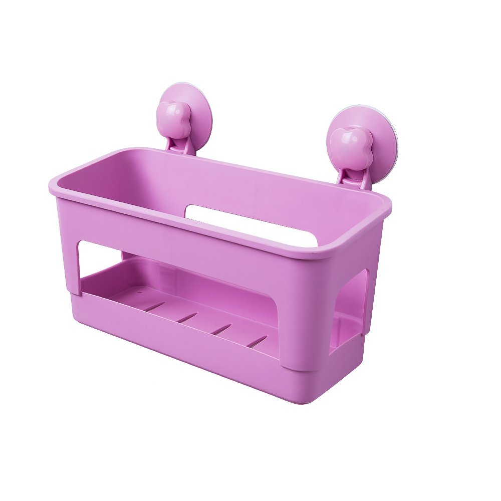 on sale Baoyouni Kitchen Storage Box Suction Cup Shower Caddy ...