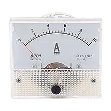 DC 10A Analog Panel Current Meter Ammeter Gauge 85C1 0-10A