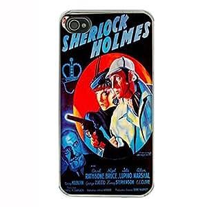 Basil Rathbone Sherlock Holmes iPhone 5c Hard Case D-050