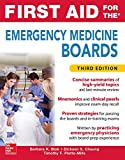 img - for First Aid for the Emergency Medicine Boards Third Edition book / textbook / text book