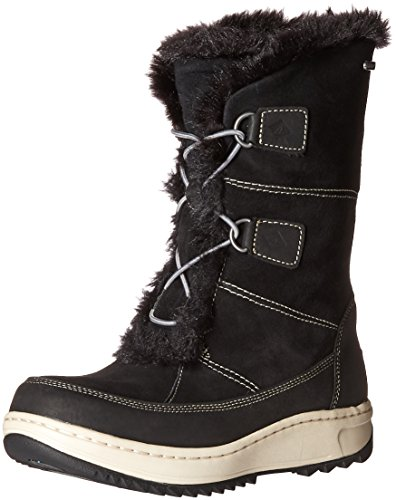 Boot In Sperry Valley Powder Women's Black pYw8AFRq