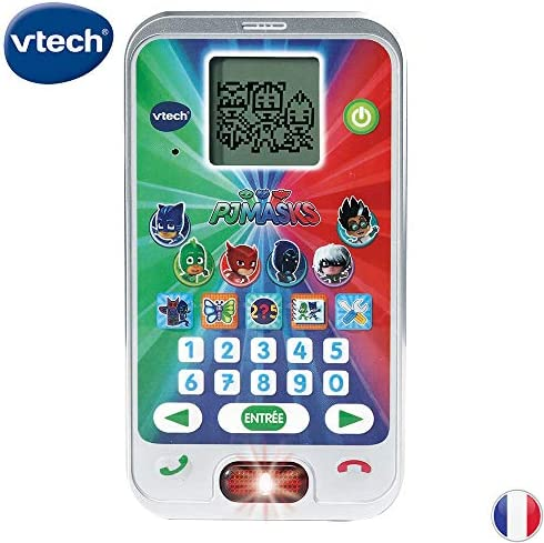 Amazon.es: VTech Pyjamasque Le Smartphone éducatif Des héros ...