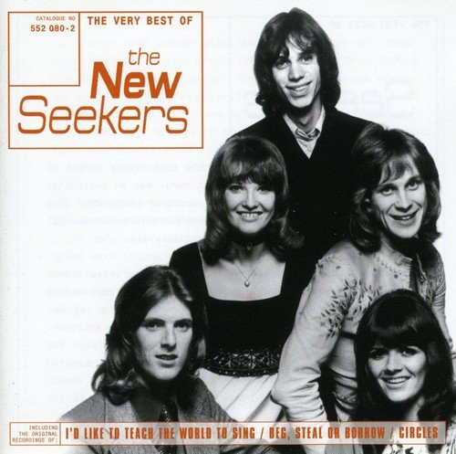New Seekers - -5.78 dB - Zortam Music