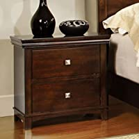 247SHOPATHOME IDF-7113CH-N, nightstand, Cherry