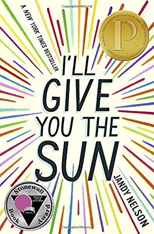 book cover of I\'ll Give You the Sun