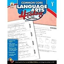 Common Core Language Arts 4 Today, Grade 1: Daily Skill Practice (Common Core 4 Today)