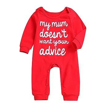 Amazon.com  Fashion Women s Right Style Baby Pajamas Infant Toddler ... ed959c381b