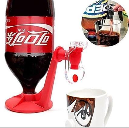 uchic 1pcs Gadgets de cocina Magic Tap Saver dispensador de soda botella Coque Upside Down agua