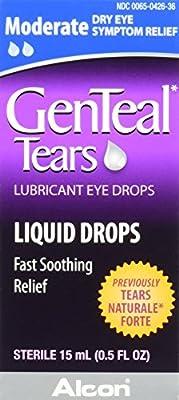 Genteal Tears Moderate Eye Drops