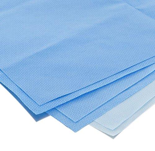 Halyard Health 68236 Sequential Sterilization Wrap, 36'' x 36'' (Pack of 2)