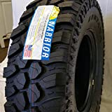 (4-TIRES) LT35x12.50R20 ROAD WARRIOR MT 200 10 PLY 121Q PREMIUM QUALITY