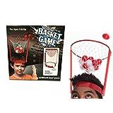 eSmart Head Hoop Game Basketball Game Basket Hoop Game Mini Basket Game