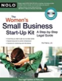 img - for The Women's Small Business Start-Up Kit: A Step-by-Step Legal Guide 1 Pap/Cdr edition by Pakroo J.D., Peri H. (2010) Paperback book / textbook / text book